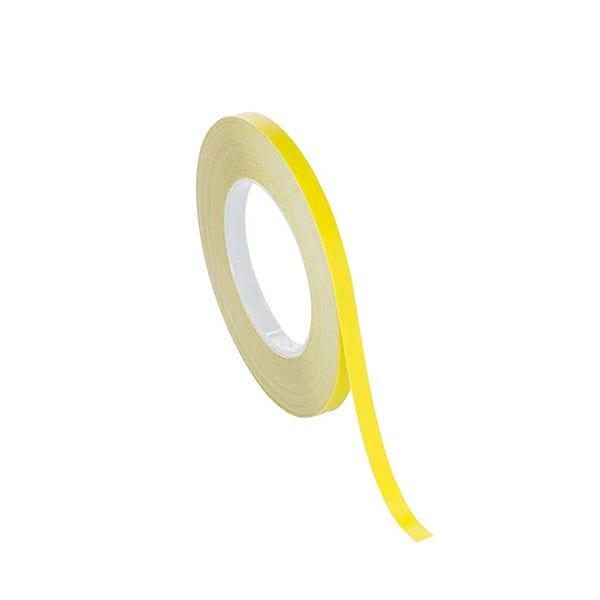 """ChartPak 1/8"""" Chart Tape - Matte Yellow"""