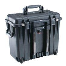 Pelican 1440 Top Loader Case with Foam - Black