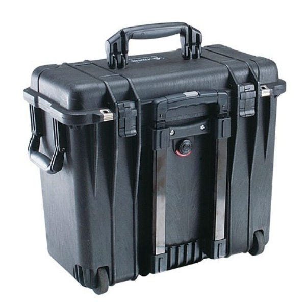 Pelican 1440 Top Loader Case with Foam - Black