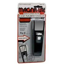 Magna-Lite 100 Original Magnifier Flashlight
