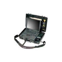 Pelican 1490 Attache/Computer Case without Foam - Black