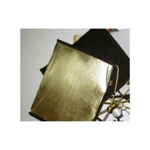 "Matthews Studio Equipment RoadRags 18"" x 24"" Gold Lame Reflector 149011"