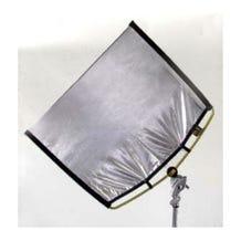 "Matthews Studio Equipment RoadRags II 24"" x 36"" Silver Lame Reflector 149007"