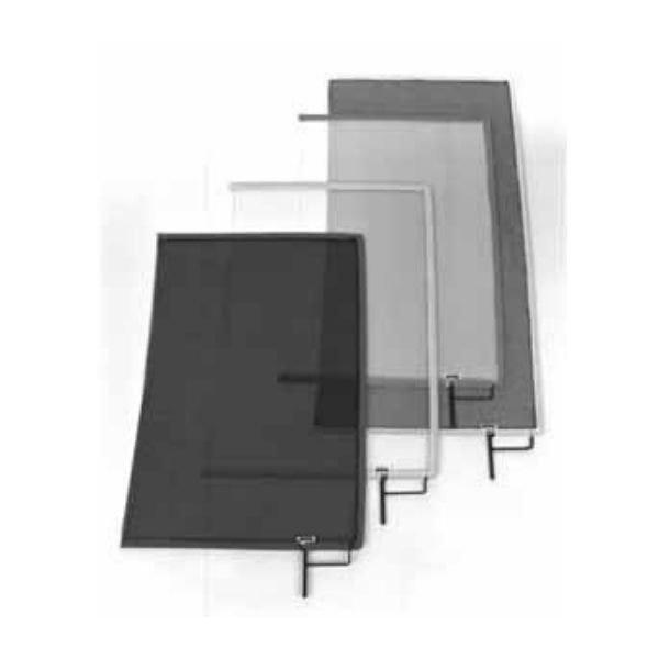 "Matthews Studio Equipment 30"" x 36"" Open-End Artificial Silk - White 149022"