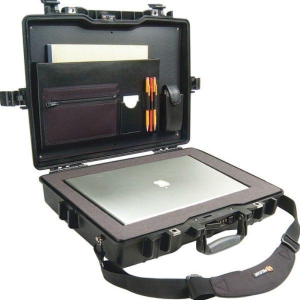 Pelican 1495CC2 Laptop Computer Protector Case - Black