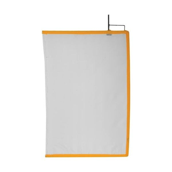 Matthews Studio Equipment Open End Scrim - White Artificial Silk (Various)