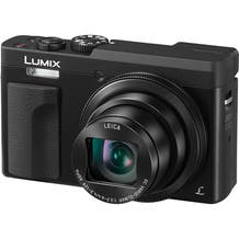Panasonic Lumix DC-ZS70 Digital Camera - Black