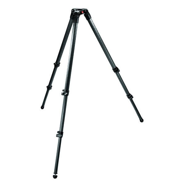 Manfrotto 535 Carbon Fiber Video Tripod Camera Support System