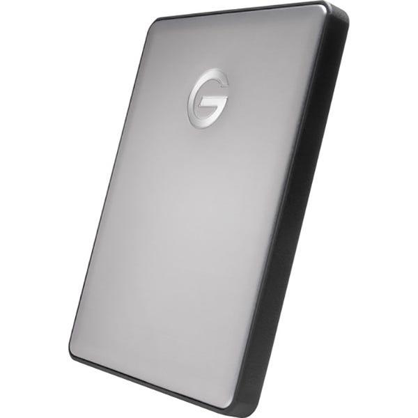 G-Technology G-DRIVE Mobile USB-C Portable 1TB Hard Drive - Space Gray