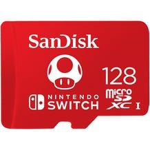 SanDisk 128GB UHS-I microSDXC Memory Card for the Nintendo Switch