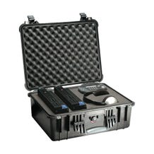 Pelican 1550 Case with Foam - Black