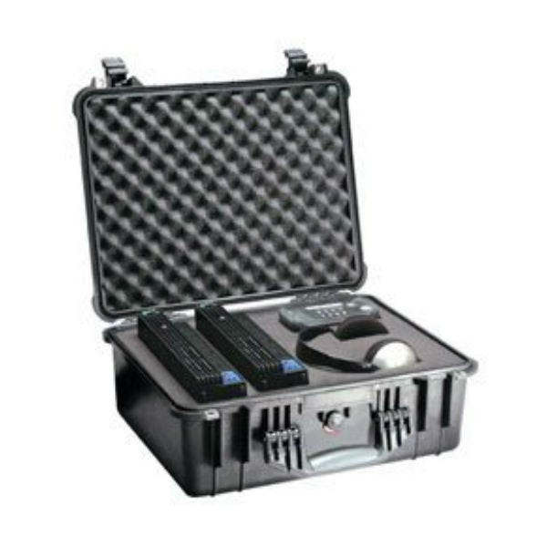 Pelican 1550NF Case without Foam - Black