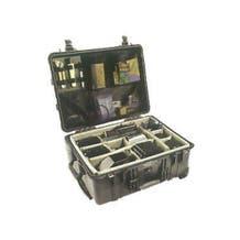 Pelican 1564 Waterproof 1560 Case with Dividers - Black
