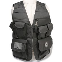 PortaBrace Video Vest, Black - VV-BL (SM-XXL)