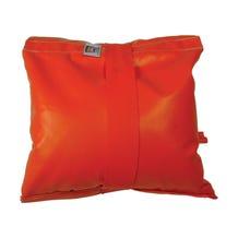 Matthews Studio Equipment 15 lbs Water Repellant Sandbag - Orange
