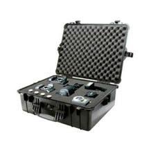 Pelican 1600 Case without Foam - Black