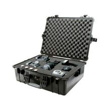 Pelican 1600 Case without Foam - Black