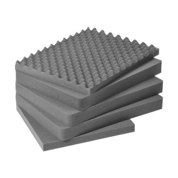 Pelican 1611 5 Piece Foam Set for Pelican 1610 Case