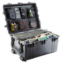 Pelican 1630 Case with Foam - Black