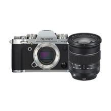 FUJIFILM X-T3 Mirrorless Digital Camera with 16-80mm Lens Kit - Silver