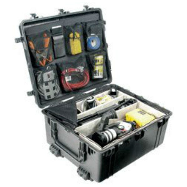Pelican 1690NF Transport Case without Foam - Black