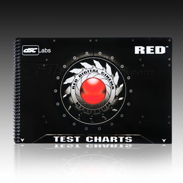 DSC Labs RED Cambook Chart Book