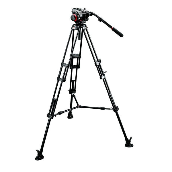 Manfrotto 504HD Head and 546BK Tripod Kit