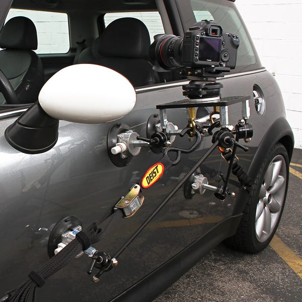 Filmtools Teenie Weenie 4-Cup Car Camera Mount System