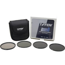 Tiffen 77mm Indie Pro IRND 0.3-2.1 Filter Kit