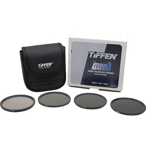Tiffen 77mm Indie Pro IRND 0.3-2.1 Filter Kit