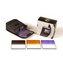 """Tiffen 4 x 4"""" Image Maker 3-Filter Color-Grad Kit"""