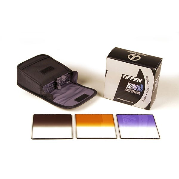 "Tiffen 4 x 4"" Image Maker 3-Filter Color-Grad Kit"