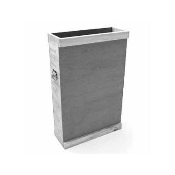 """Matthews Studio Equipment 179541 18x24"""" Wooden Scrim & Flag Storage Box"""