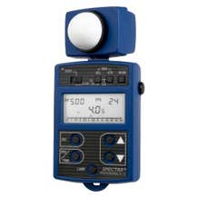 Spectra Cine Professional IV-A Digital Exposure Meter - Blue