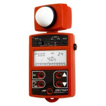 Spectra Cine Professional IV-A Digital Exposure Meter - Red