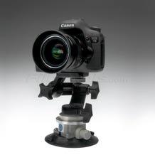 "Filmtools 4-1/2"" Gripper 3025 Jr. Suction Vaccum Cup w/ Camera Mount"