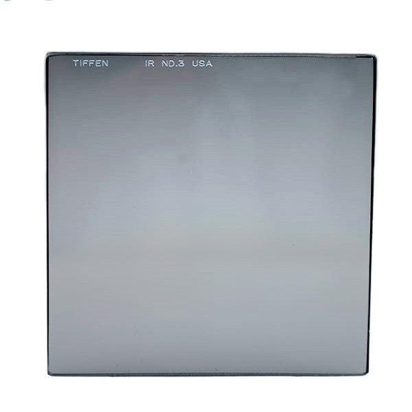 "Tiffen 4 x 4"" Infrared Neutral Density (ND) Filters 0.3-2.1"
