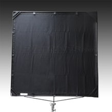 "Matthews Studio Equipment Triple Scrim - 48""x 48"" - Black"