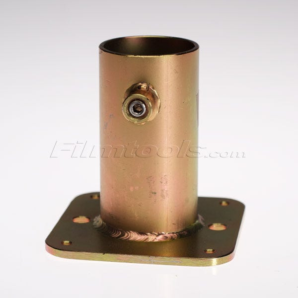 Modern Pipe Flange Base for 1-1/2""