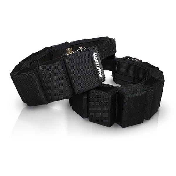 LibertyPak PowerBelt 400 Dual Voltage Portable Power Belt LB400DV