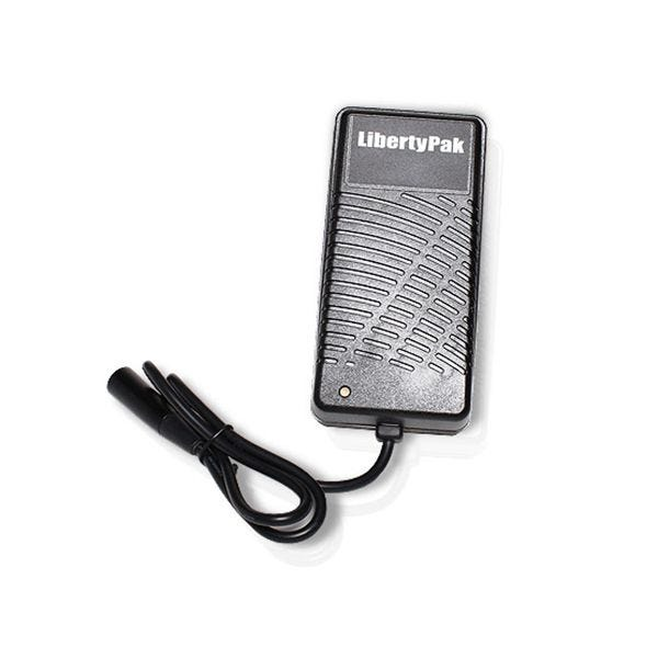 LibertyPak Small AC Charger 12V LC08