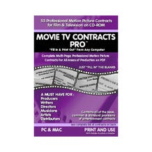 Movie / TV Contracts Pro