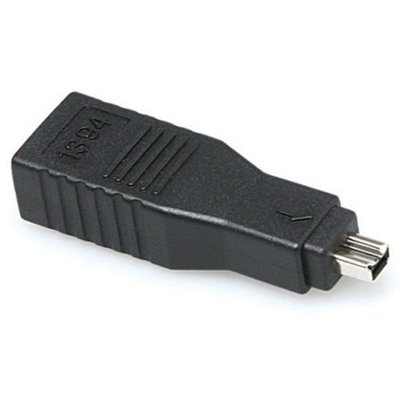 Hosa Technology 6-Pin to 4-Pin FireWire Adapter