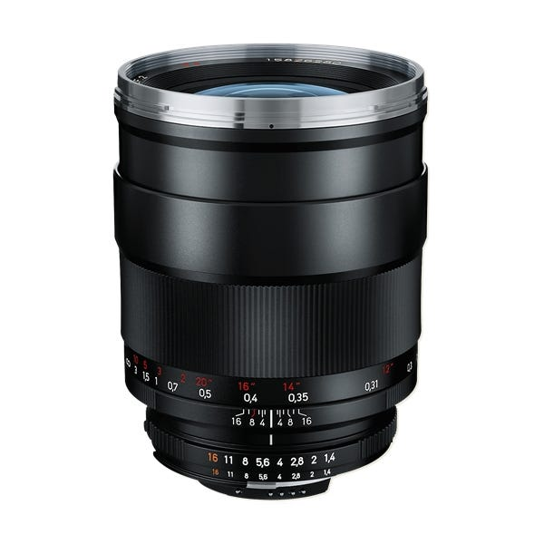 Zeiss Distagon T* f/1.4 35mm ZE Prime Lens for Canon EF Mount