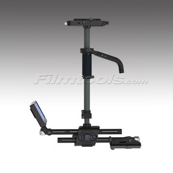 Steadicam Zephyr with Compact Vest and AB Mount Option ZEBASDBCZZ