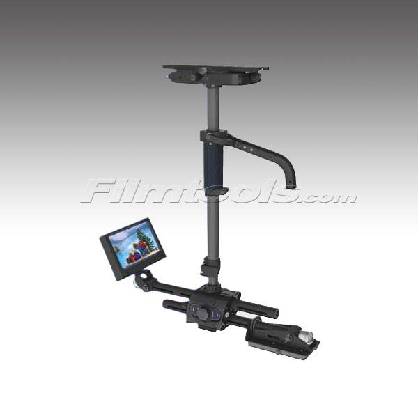 Steadicam Zephyr with HD Monitor Standard Vest and V-Mount Option ZEBXHDBVZZ