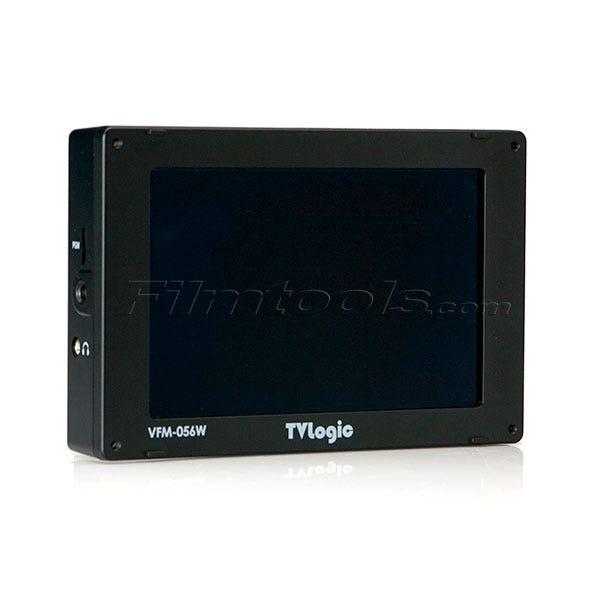 "TV Logic 5.6"" LCD HD/SD-SDI HDMI Monitor with Waveform VFM-056WP"