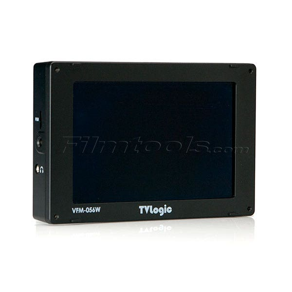 "TV Logic 5.6"" LCD HD/SD-SDI HDMI Monitor with Waveform VFM-056WP"