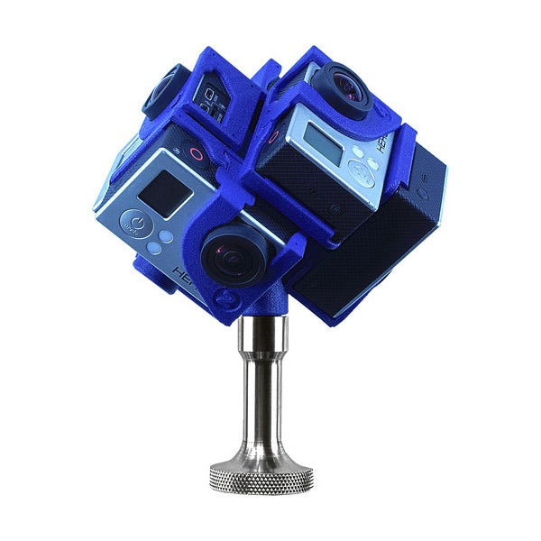 360 RIZE Pro6 360° Holder with Mount