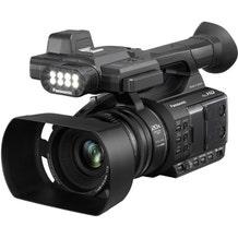 Panasonic Full-HD AVCCAM Handheld Camera